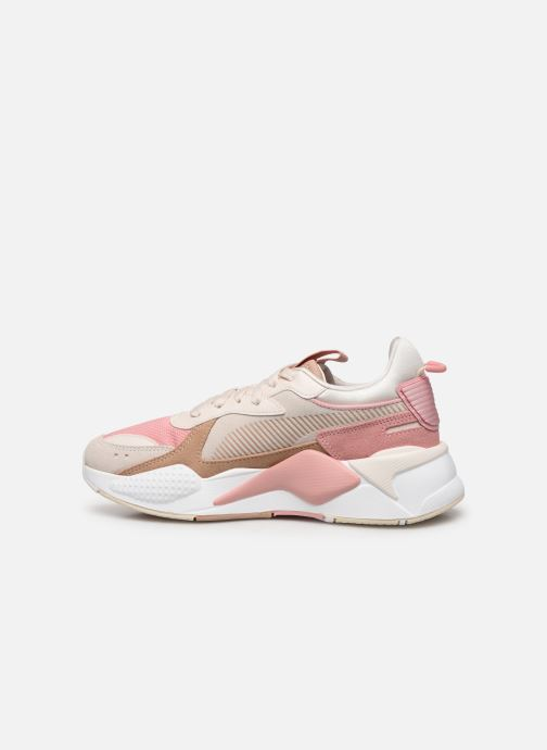 Baskets Puma Rs-X Reinvent Wn'S Rose vue face