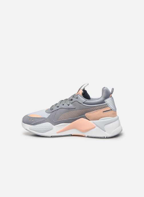Baskets Puma Rs-X Reinvent Wn'S Gris vue face