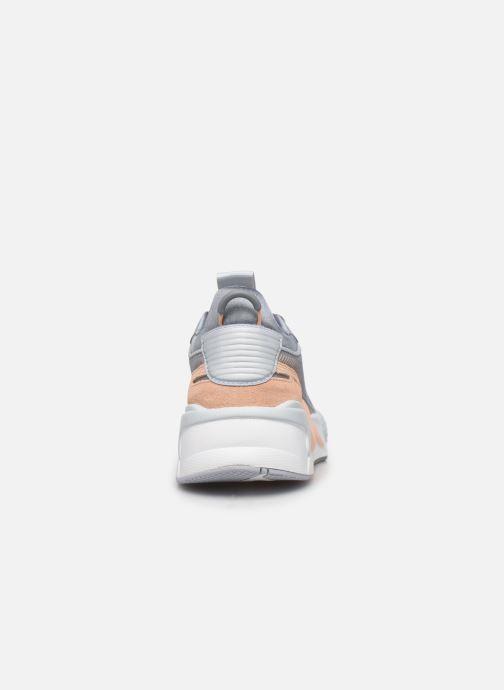 Baskets Puma Rs-X Reinvent Wn'S Gris vue droite