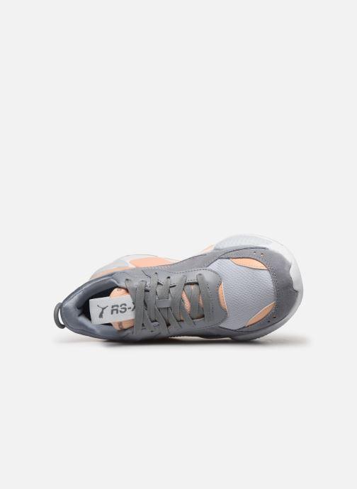 Baskets Puma Rs-X Reinvent Wn'S Gris vue gauche