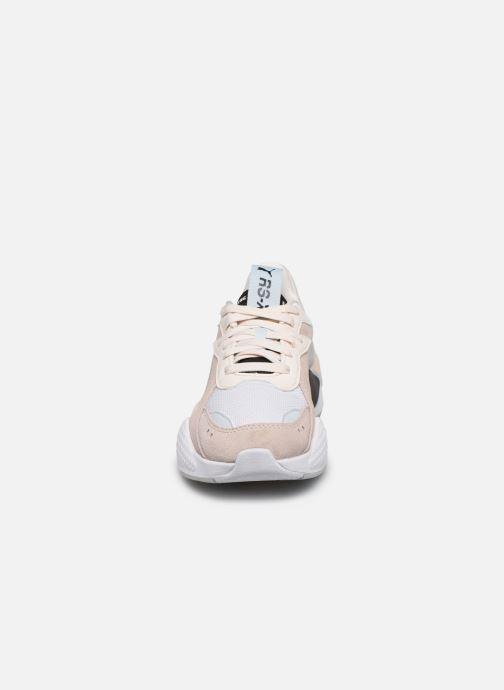 Baskets Puma Rs-X Reinvent Wn'S Beige vue portées chaussures