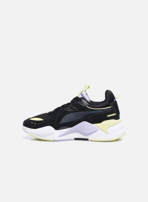 Sneaker Puma Rs-X Reinvent Wn'S schwarz ansicht von vorne