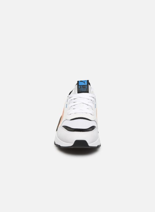 Baskets Puma Rs-0 Re-Rein Mu Blanc vue portées chaussures
