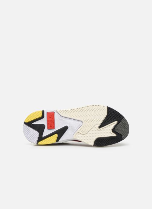 Baskets Puma Rs-X Bold Blanc vue haut