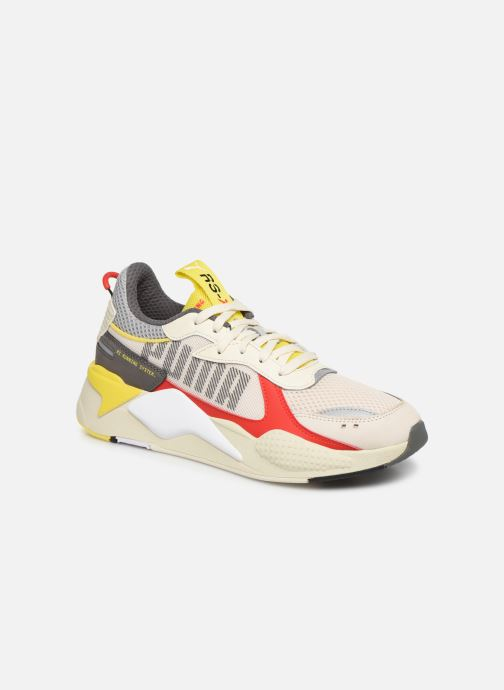 Baskets Puma Rs-X Bold Blanc vue détail/paire