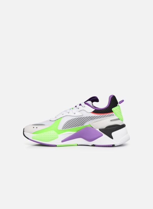 Baskets Puma Rs-X Bold W Blanc vue face