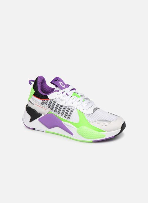 Baskets Puma Rs-X Bold W Blanc vue détail/paire
