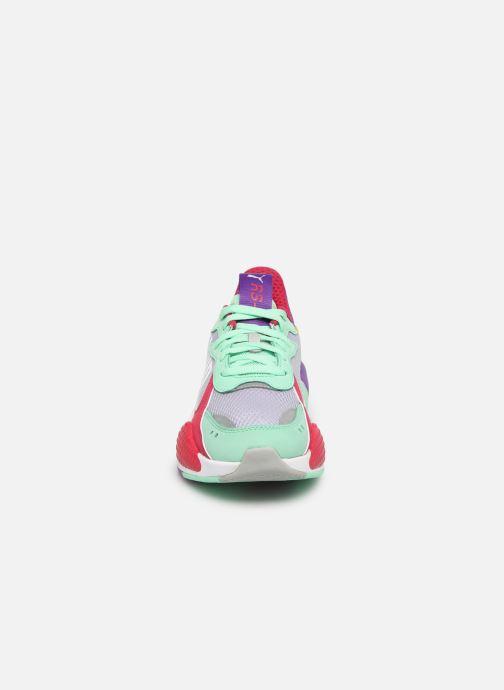 Baskets Puma Rs-X Bold W Multicolore vue portées chaussures