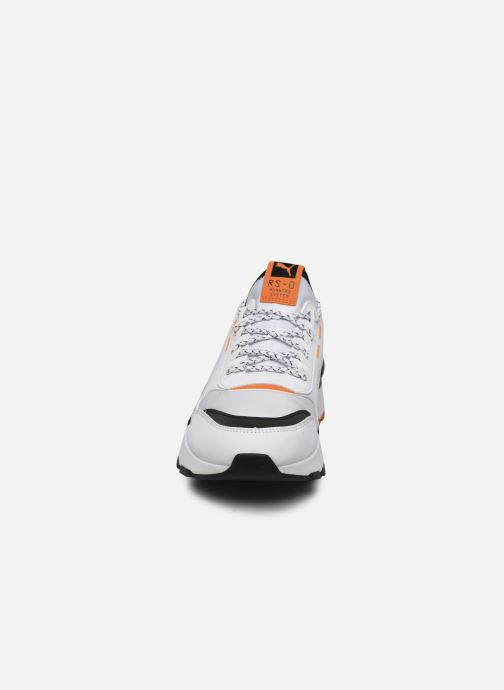 Baskets Puma Rs-0 Trail Blanc vue portées chaussures