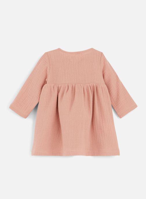 Vêtements Les Petites Choses Dress RACHEL Rose vue bas / vue portée sac