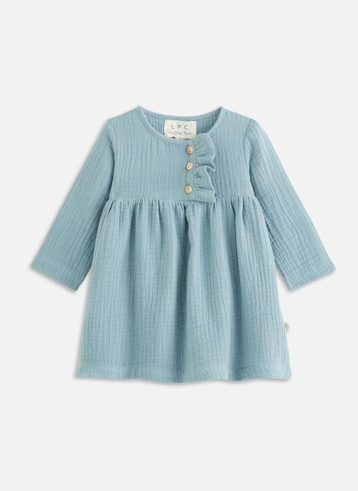 Kleding Les Petites Choses Dress RACHEL Blauw detail