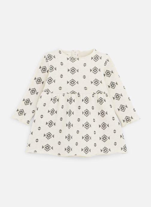 Vêtements Les Petites Choses Dress ROBYN Beige vue détail/paire