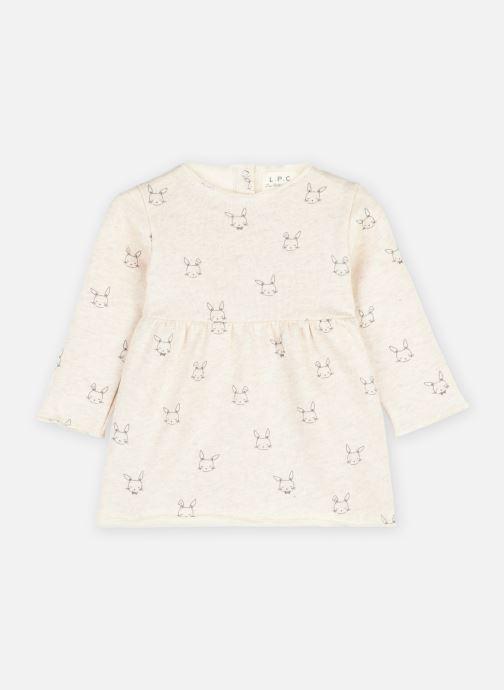 Kleding Les Petites Choses Dress ROBYN Beige detail