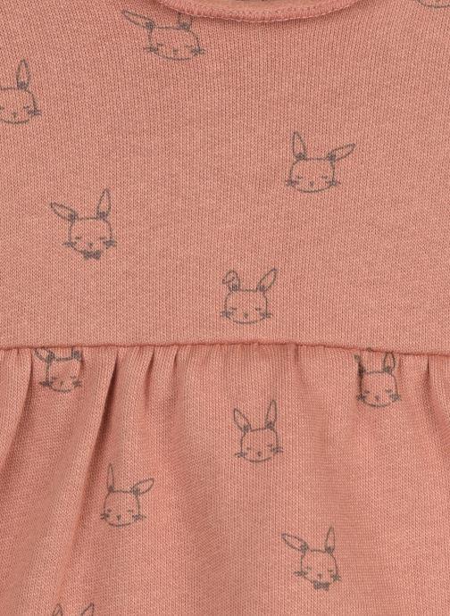 Vêtements Les Petites Choses Dress ROBYN Marron vue face