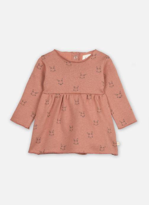 Vêtements Les Petites Choses Dress ROBYN Marron vue détail/paire