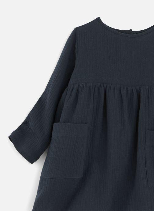 Vêtements Les Petites Choses Dress ROSIE Gris vue portées chaussures