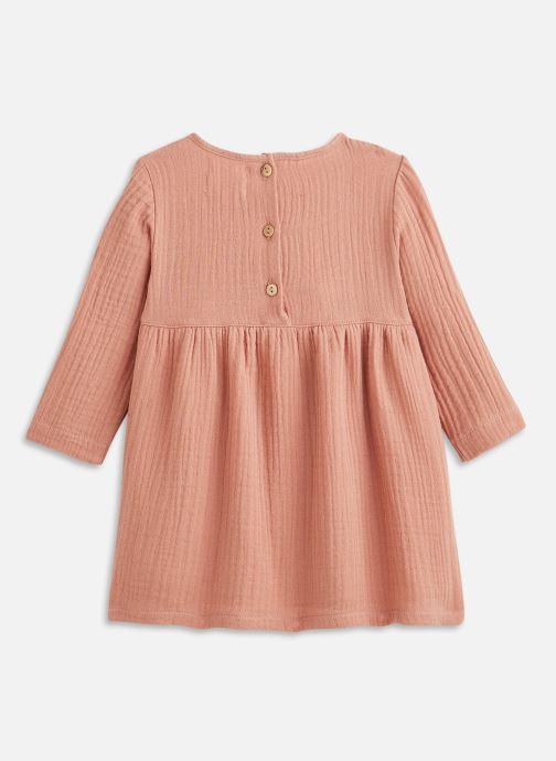 Vêtements Les Petites Choses Dress ROSIE Marron vue bas / vue portée sac