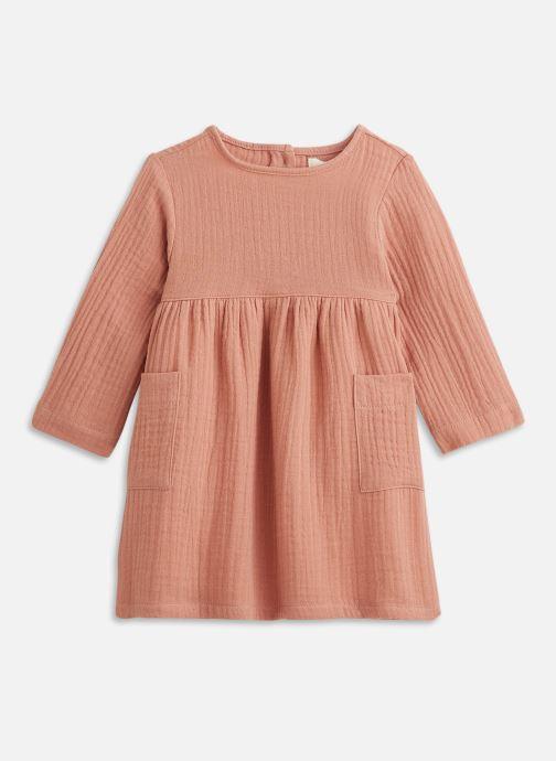 Vêtements Les Petites Choses Dress ROSIE Marron vue détail/paire