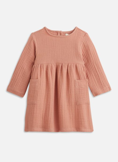 Ropa Les Petites Choses Dress ROSIE Marrón vista de detalle / par
