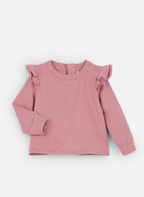 Vêtements Les Petites Choses Sweatshirt AVA Rose vue détail/paire