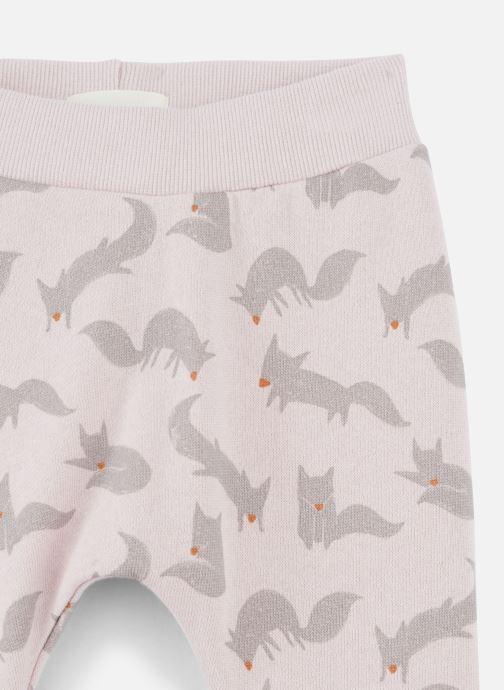 Vêtements Les Petites Choses Pants YOGI Rose vue portées chaussures