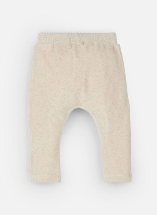 Vêtements Les Petites Choses Pants YOGI Beige vue bas / vue portée sac