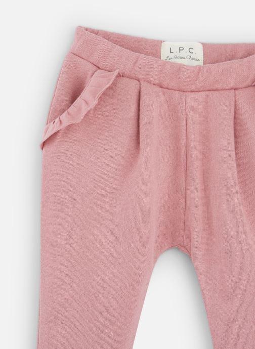 Vêtements Les Petites Choses Pants CHAI Rose vue portées chaussures