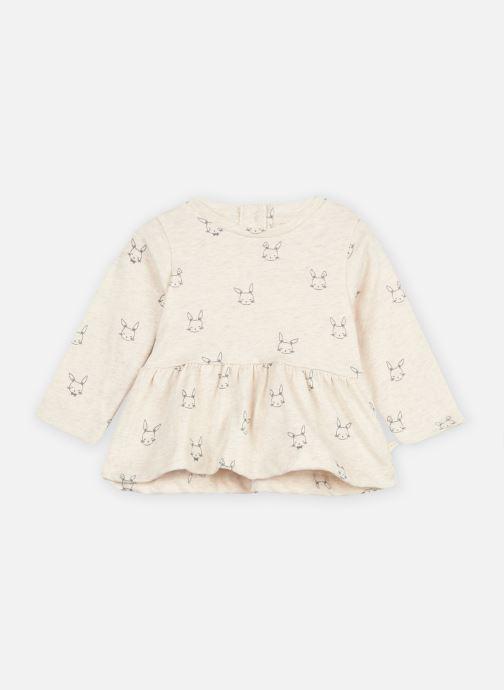 Vêtements Les Petites Choses Blouse BESS Beige vue détail/paire