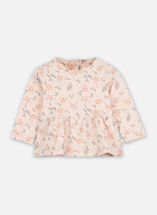 Vêtements Les Petites Choses Blouse BESS Rose vue détail/paire