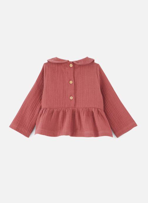 Vêtements Les Petites Choses Blouse BECCA Rose vue bas / vue portée sac