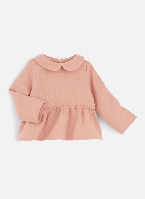 Vêtements Les Petites Choses Blouse BECCA Orange vue détail/paire