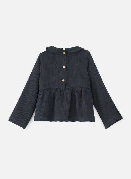 Vêtements Les Petites Choses Blouse BECCA Gris vue bas / vue portée sac