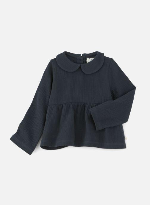 Vêtements Les Petites Choses Blouse BECCA Gris vue détail/paire