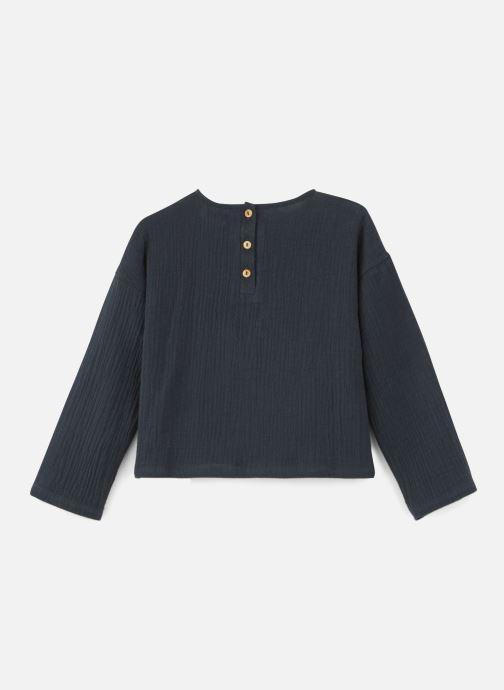 Vêtements Les Petites Choses Shirt CALVIN Gris vue bas / vue portée sac