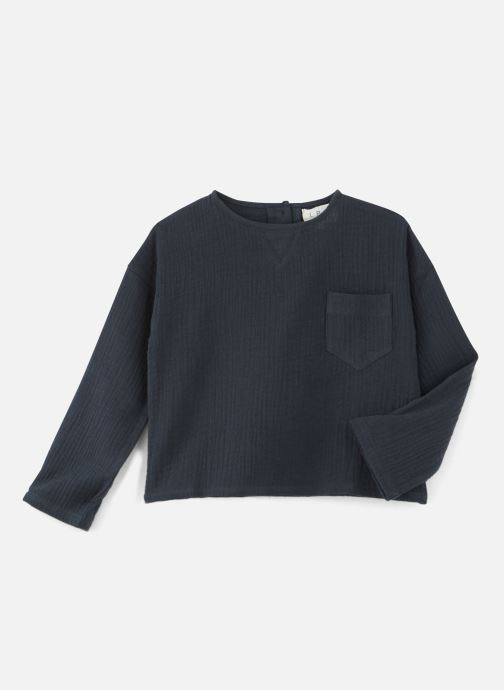 Vêtements Les Petites Choses Shirt CALVIN Gris vue détail/paire