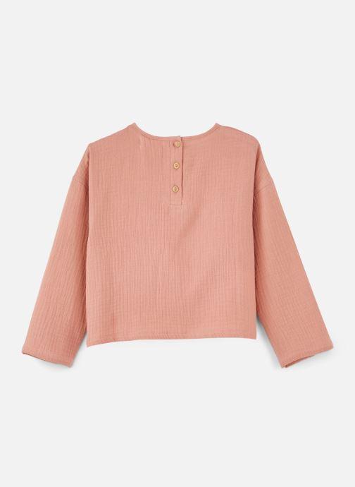 Vêtements Les Petites Choses Shirt CALVIN Orange vue bas / vue portée sac