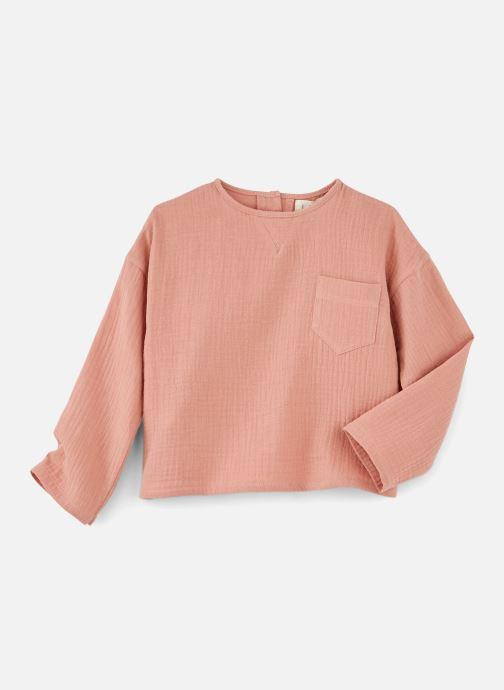 Vêtements Les Petites Choses Shirt CALVIN Orange vue détail/paire