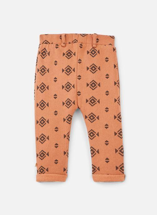 Vêtements Les Petites Choses Pants MINICHINO print Orange vue bas / vue portée sac