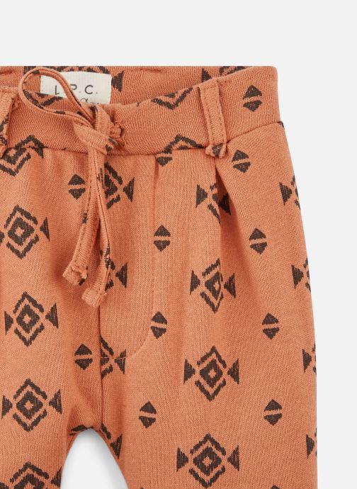 Vêtements Les Petites Choses Pants MINICHINO print Orange vue portées chaussures