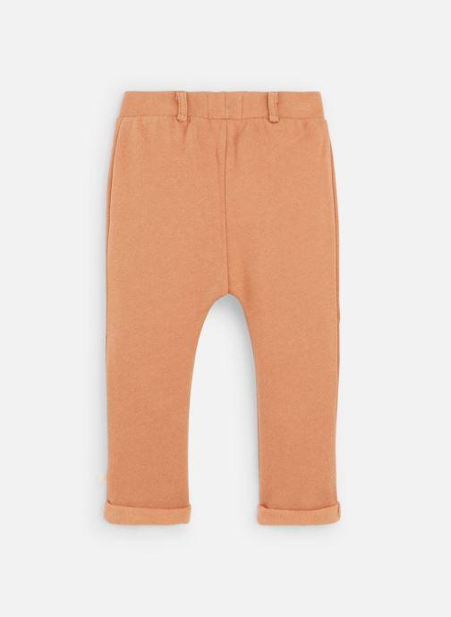 Kleding Les Petites Choses Pants MINICHINO Oranje onder