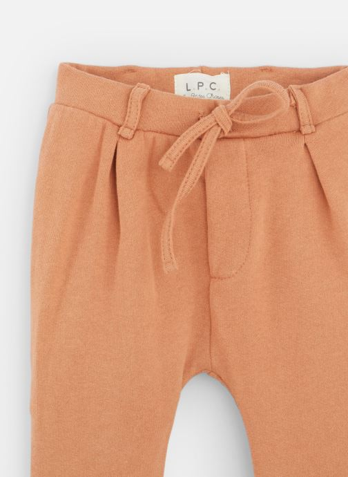 Kleding Les Petites Choses Pants MINICHINO Oranje model