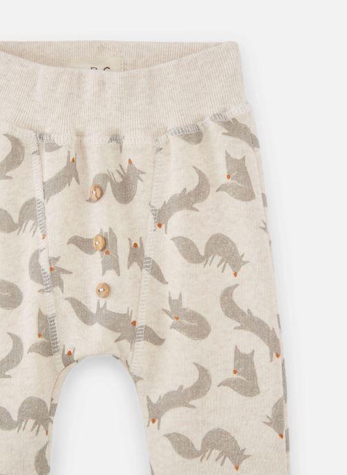 Vêtements Les Petites Choses Pants LEON Beige vue portées chaussures