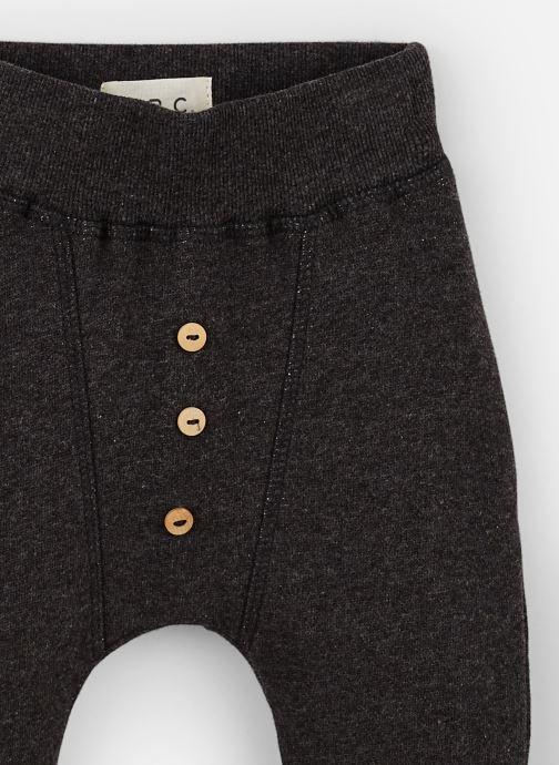 Vêtements Les Petites Choses Pants LEON Gris vue portées chaussures