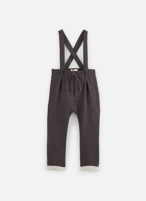 Vêtements Les Petites Choses Pant with slings SUWY Gris vue détail/paire