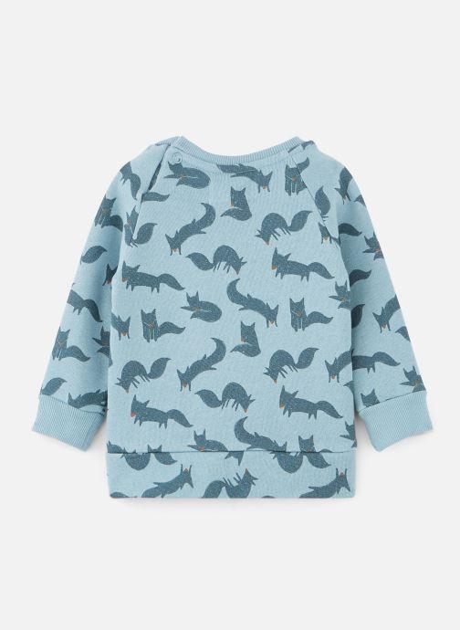 Vêtements Les Petites Choses Sweatshirt TRISTAN Bleu vue bas / vue portée sac