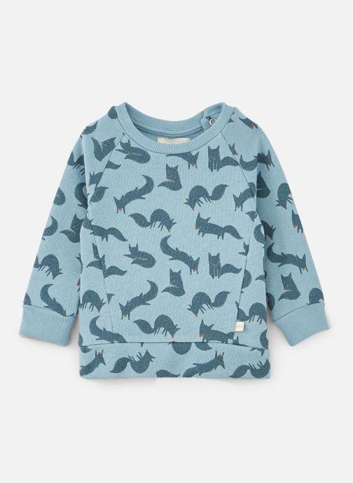 Vêtements Les Petites Choses Sweatshirt TRISTAN Bleu vue détail/paire
