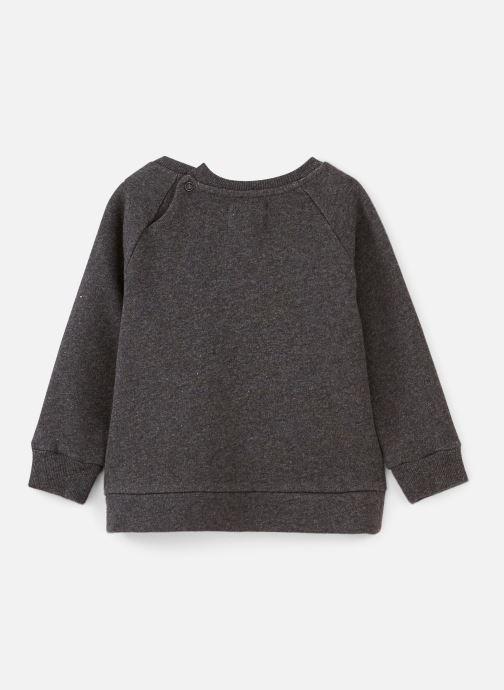 Vêtements Les Petites Choses Sweatshirt TRISTAN Gris vue bas / vue portée sac