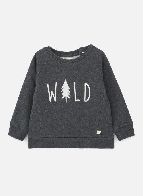 Vêtements Les Petites Choses Sweatshirt TRISTAN Gris vue détail/paire