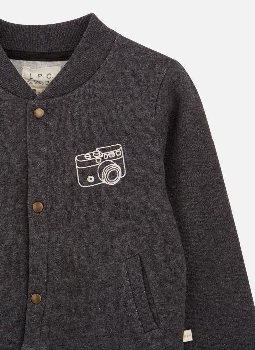 Vêtements Les Petites Choses Jacket BILLY Gris vue portées chaussures
