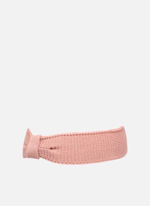 Ropa Les Petites Choses Headband BAMBY Rosa vista del modelo